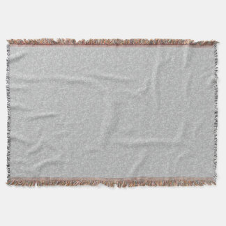 Zinc Plate Background Throw