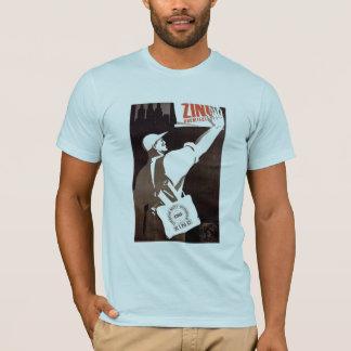 Zinc T - Propaganda Poster T-Shirt
