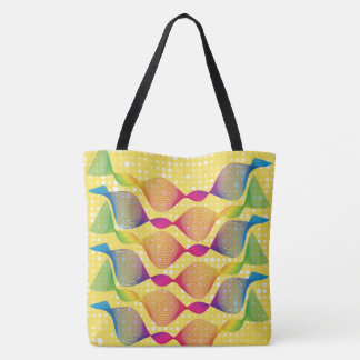 Zinger Twist Tote Bag