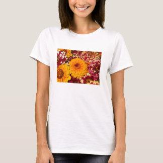 Zinnia Explosion T-Shirt