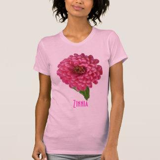 Zinnia Pink T-Shirt