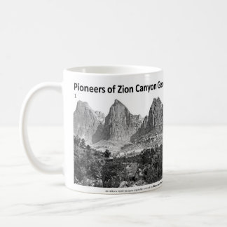 Zion Canyon I - Geology Pioneers Mug
