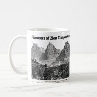 Zion Canyon I - Geology Pioneers Mug