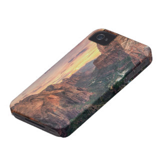 Zion Canyon National Park iPhone 4 Covers