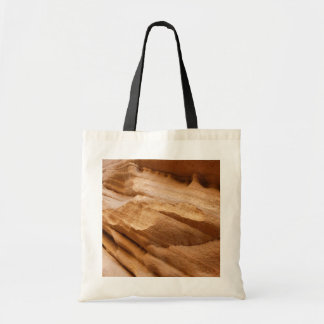 Zion Canyon Wall II Red Rock Abstract Photography Tote Bag