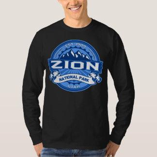 Zion Cobalt Dark T-Shirt