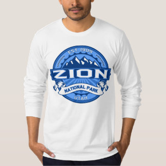 Zion Cobalt T-Shirt