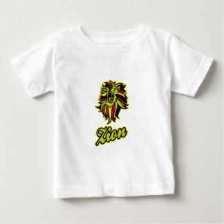 Zion. Iron Lion Zion HQ Edition Color Baby T-Shirt