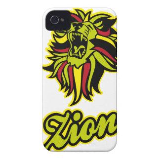 Zion. Iron Lion Zion HQ Edition Color Case-Mate iPhone 4 Cases