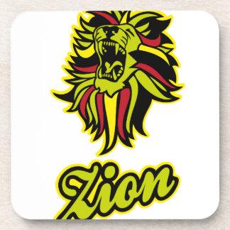 Zion. Iron Lion Zion HQ Edition Color Coaster