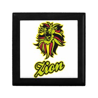 Zion. Iron Lion Zion HQ Edition Color Gift Box