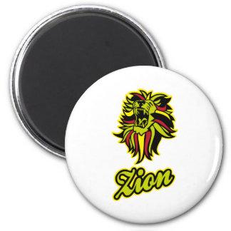 Zion. Iron Lion Zion HQ Edition Color Magnet