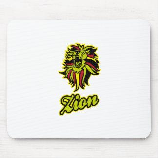 Zion. Iron Lion Zion HQ Edition Color Mouse Pad