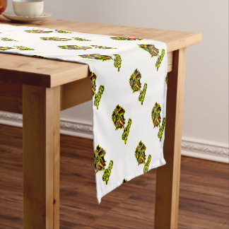 Zion. Iron Lion Zion HQ Edition Color Short Table Runner