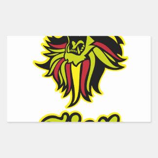 Zion. Iron Lion Zion HQ Edition Color Sticker