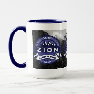 Zion Midnight Mug