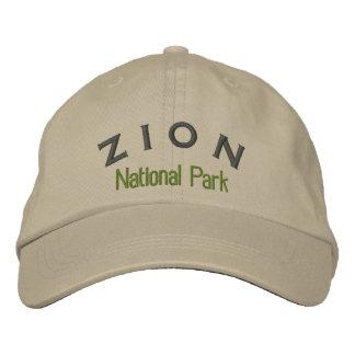 Zion National Park Baseball Cap