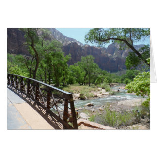 Zion National Park Card