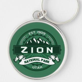 Zion National Park Keychain