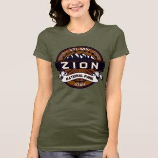 Zion National Park Logo Shirt