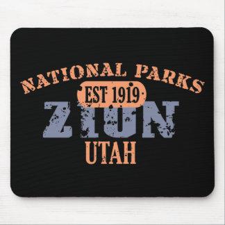 Zion National Park Mouse Pad