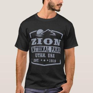ZION NATIONAL PARK UTAH T-Shirt