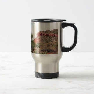 Zion National Park, Utah, USA 7 Travel Mug