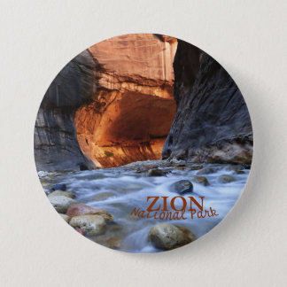 Zion National Park, Zion Narrows Button Pin