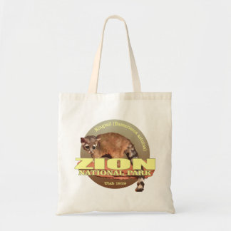 Zion NP (Ringtail) WT Tote Bag