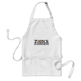 Zion's Garden Entertainment Standard Apron