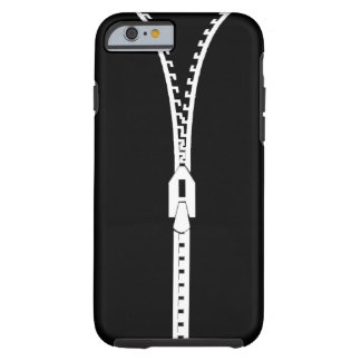 """Zip a Dee Doo Dah White""  iPHONE 6 BARELY THERE Tough iPhone 6 Case"
