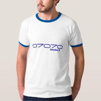 Zip Code Pride - 07070 T-Shirt