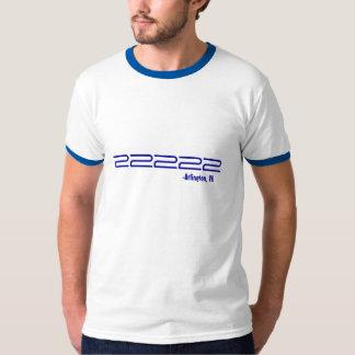 Zip Code Pride - 22222 T-Shirt