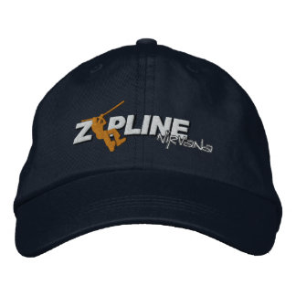 Zipline Nirvana Embroidered Hat