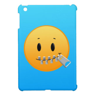 Zipper Emoji Case For The iPad Mini
