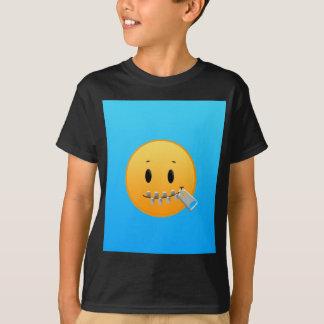 Zipper Emoji T-Shirt
