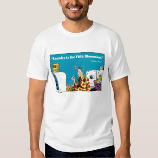 Zippy and the Mystery of Laundry T-shirts