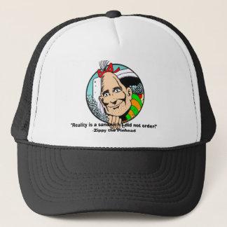 Zippy Reality Hat