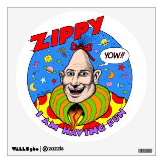 Zippy Wall Decal