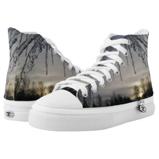 Zipz High Top Shoes