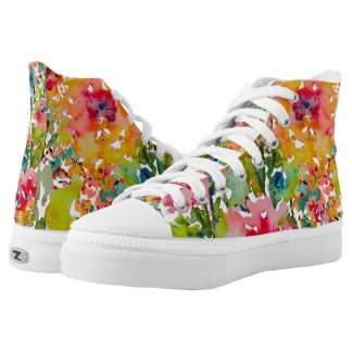 Zipz High Top Shoes for Women