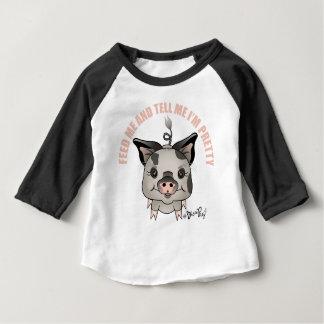 ZivaPig Feed-Me Baby T-Shirt
