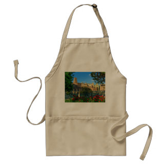 zL_italy_forum_romano_flowers_day Standard Apron