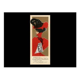 Zlata Praha Post Cards
