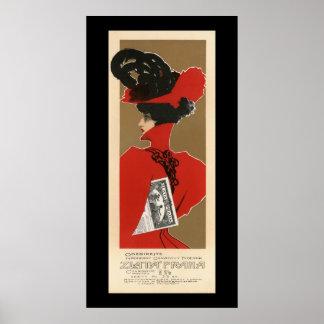 Zlata Praha Poster