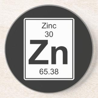 Zn - Zinc Coaster