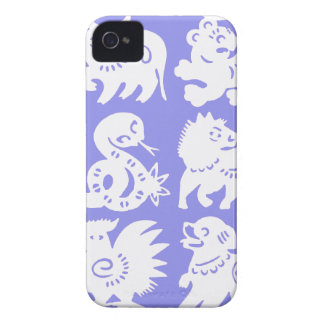 zodiac animal iPhone case for blackberry iPhone 4 Cases