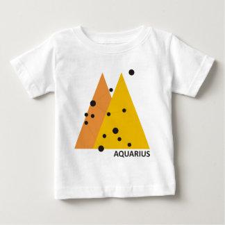 Zodiac Aquarius Baby T-Shirt