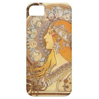 Zodiac Art Nouveau IPhone Case