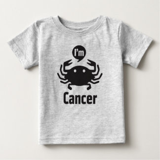 Zodiac Baby Tees-Cancer Baby T-Shirt